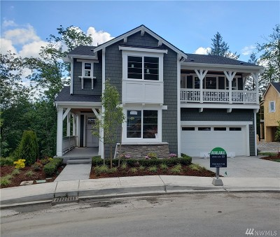 Bothell Single Family Home For Sale: 17108 94th (Homesite 22) Place NE
