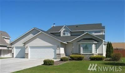 Moses Lake Single Family Home For Sale: 9488 Naples St SE
