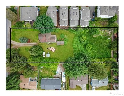 Shoreline Single Family Home For Sale: 16318 Linden Ave N