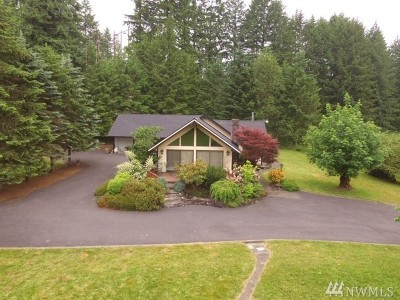 Lewis County Single Family Home Pending: 2216 Scheuber Rd