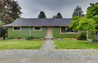 Bellingham WA Single Family Home For Sale: $443,000