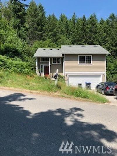 Mason County Single Family Home For Sale: 110 NE Barbara Blvd