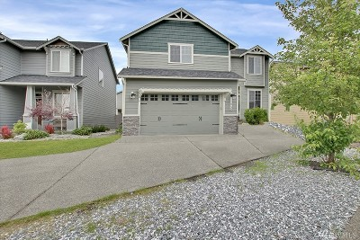 Yelm Single Family Home Pending: 14739 91st Ave SE