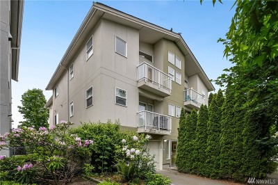 Condo/Townhouse For Sale: 1535 NW 52nd St #302