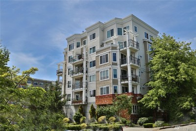 Condo/Townhouse For Sale: 1525 NW 57th St #619