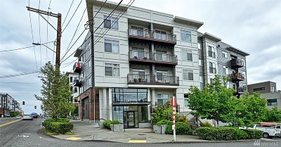Seattle Commercial For Sale: 3333 Wallingford Ave N #C3