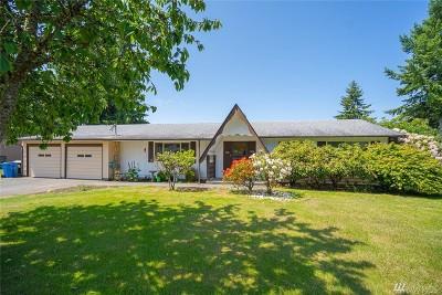 Centralia Single Family Home For Sale: 1217 Fieldcrest Ave