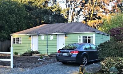 Seattle Multi Family Home For Sale: 12032 17th Ave NE