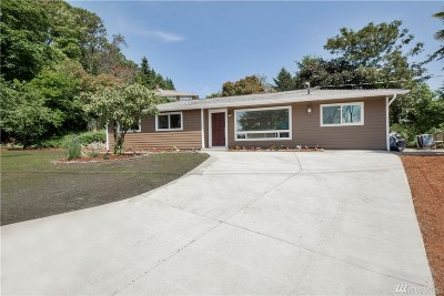 Burien Single Family Home For Sale: 608 S 148th St