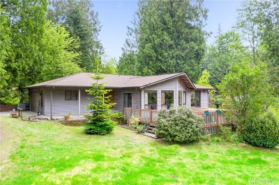Renton Single Family Home For Sale: 20109 SE 142nd St