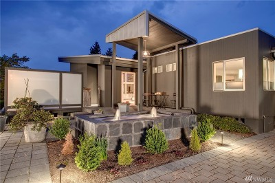 Medina Single Family Home For Sale: 806 84th Ave NE