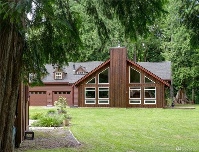Bellingham Single Family Home For Sale: 5965 Roberts Rd