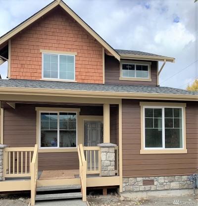 North Bend Single Family Home For Sale: 298 Melakwa(Lot 34) Place NE