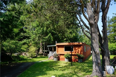 Bellingham Mobile Home For Sale: 4000 Flynn St #29