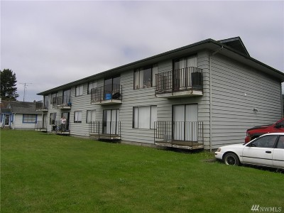Grays Harbor County Multi Family Home Pending Inspection: 2425 Bay Ave