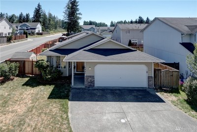 Puyallup Single Family Home For Sale: 18405 80th Av Ct E