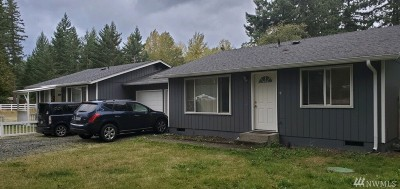 Puyallup Multi Family Home For Sale: 18609 78th Ave E