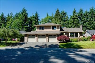 Everett Single Family Home For Sale: 12330 43rd Dr SE