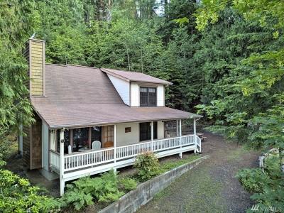 Belfair Single Family Home For Sale: 82 E Twanoh Tides Dr