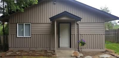 Mason County Single Family Home Pending Inspection: 6012 SE Arcadia Rd