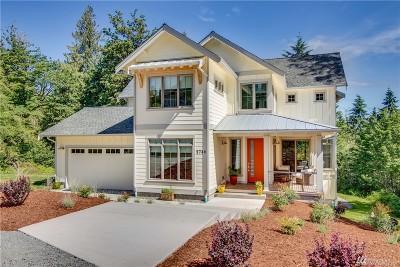 Bainbridge Island Single Family Home For Sale: 9740 NE Charisma Cir
