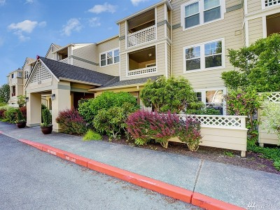 Issaquah Condo/Townhouse For Sale: 4133 224th Lane SE #111