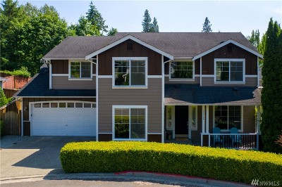 Bothell Condo/Townhouse For Sale: 22709 30th Ct SE