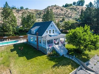 Chelan Single Family Home For Sale: 127 E Highland Ave