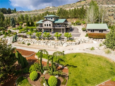Chelan County Single Family Home Contingent: 508 Highpoint Lane