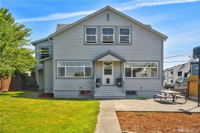 Bremerton Single Family Home For Sale: 2224 Perry Ave