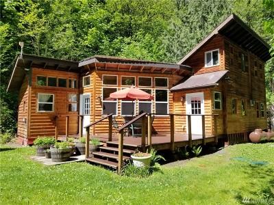 Ashford Single Family Home For Sale: 33107 Mount Tahoma Canyon Rd E