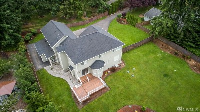 Olympia Single Family Home For Sale: 6619 47th Ave NE