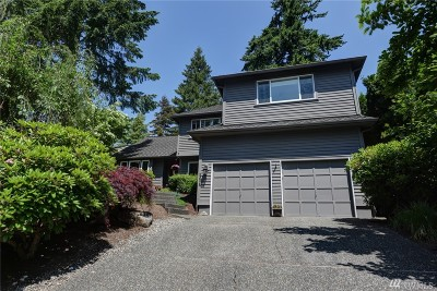 Sammamish Single Family Home For Sale: 23918 SE 42nd Ct