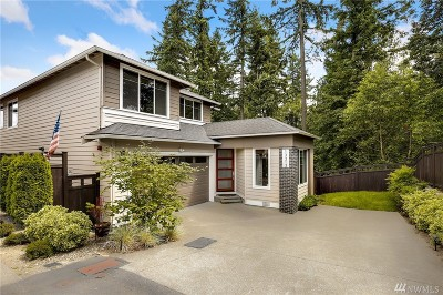 Auburn Single Family Home For Sale: 13313 SE 307th St