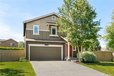 Stanwood Single Family Home For Sale: 7234 287th St NW