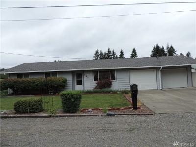 Centralia Single Family Home For Sale: 307 Carol Rd