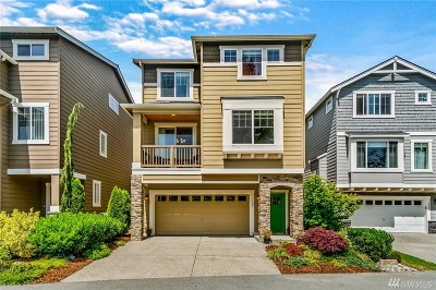 Lynnwood Condo/Townhouse For Sale: 1807 145th St SW
