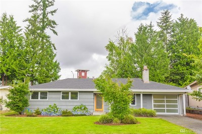 Bellevue Single Family Home For Sale: 15530 SE 8th Street