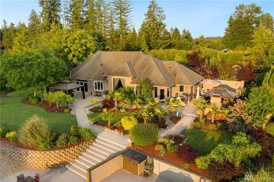 Thurston County Single Family Home For Sale: 8419 Ski View Lane SW