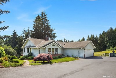 Woodinville Single Family Home For Sale: 5110 215th St SE