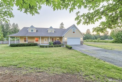 Olympia Single Family Home For Sale: 8945 Littlerock Rd SW