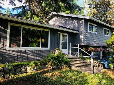 Single Family Home For Sale: 4636 Lakeway Dr