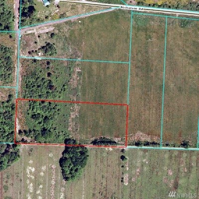 Residential Lots & Land For Sale: Nicholson Rd