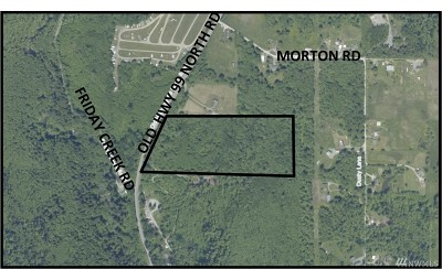 Residential Lots & Land For Sale: Old Hwy 99