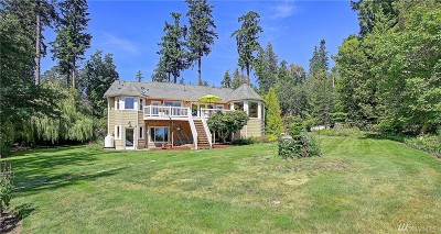 Camano Island Single Family Home For Sale: 253 Sukyma Lane