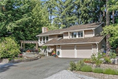 Edmonds Single Family Home For Sale: 14215 65th Ave W