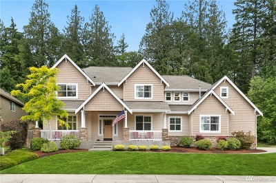 Gig Harbor Single Family Home For Sale: 6327 62nd St NW