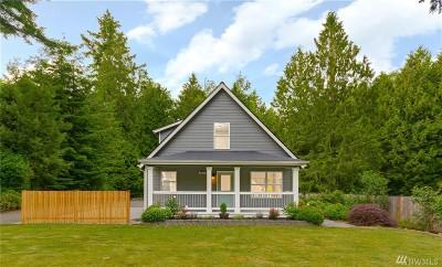 Hansville Single Family Home Pending: 5980 NE Ponderosa Blvd