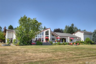 Thurston County Single Family Home For Sale: 7840 Holiday Valley Dr NW