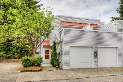 Kirkland Condo/Townhouse For Sale: 442 4th Ave #442